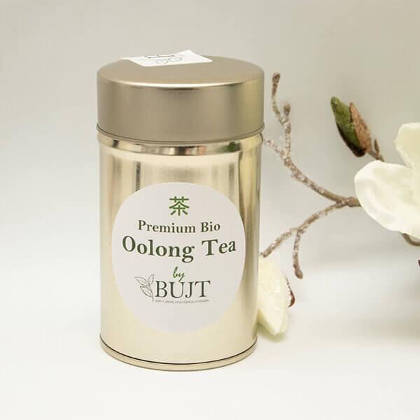 Premium Bio Oolong Tea